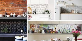 hexagon tile kitchen backsplash hexagon tiles the tile design you need in your