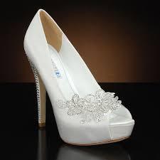 princess wedding shoes david tutera princess wedding shoes and princess dyeable bridal