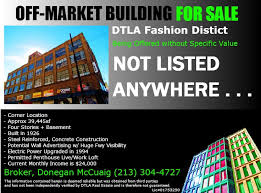 commercial real estate for sale in downtown los angeles