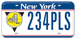 redesigned plates are now available new york state of
