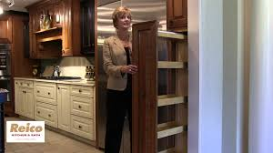 Roll Out Trays For Kitchen Cabinets Kitchen Cabinet Ideas Pull Out Pantry Storage Youtube