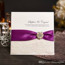 handmade wedding invitations white lace wedding invitations free personalized with rsvp