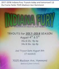 Indiana where to travel in august images Indiana fury fastpitch softball home facebook