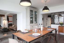 separation cuisine salle a manger cuisine ouverte sur salon salle a manger bien separation 3 photo de
