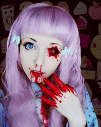 halloween makeup cute helen stifler beautiful darkness pinterest deviantart and