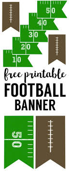 best 25 football decorations ideas on football