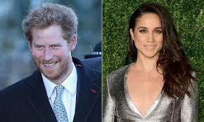 prince harry s girl friend prince harry s girlfriend meghan markle is in london ahead of 36th