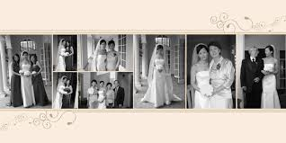wedding photo album ideas spread03 jpg 1000 500 wedding album ideas album