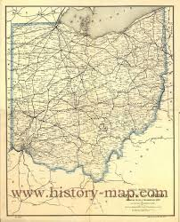 Map Of Ohio State by Map Of Ohio