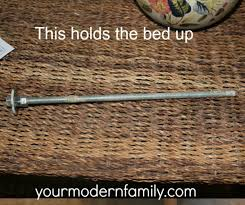How To Tie Someone Up In Bed Diy Wall Bed For 150
