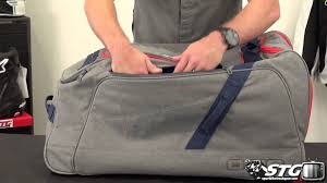 ogio motocross gear bags ogio red bull signature series roller gear bag review from