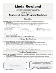 Cna Sample Resumes by Cover Letter Examples For Certified Nursing Assistant