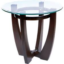 Glass End Tables End Tables Designs Topped With Glass Top The Haverhill End