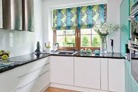 Contemporary Kitchen Curtains And Valances by 25 Modern Kitchen Curtains Design Ideas 2016 Living Rooms Gallery