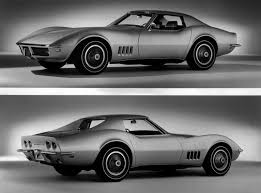 corvette the years 1968 corvette the c3 a complete style is introduced