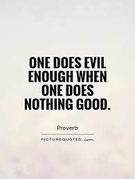 vs evil quotes sayings vs evil picture quotes