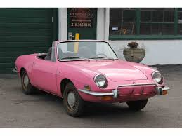 classic fiat spider for sale on classiccars com 21 available