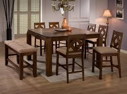 dining room sets for casual walnut table round and chair set g