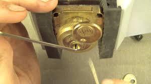 corbin cabinet lock co g b logo corbin cabinet lock picked spp youtube