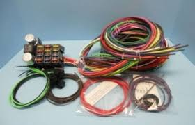 12 volt 16 circuit wiring harness