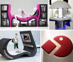 Funky Chairs For Living Room Take Two 15 Fabulous And Funky Furniture Sets Series Urbanist