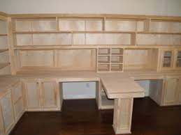 Custom Desk Plans We Want To Do This For Our Office And Either Stain Or Paint It