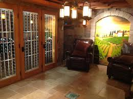 wine cellar in an existing california basement u2022 jim leveque
