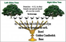 viiia 17 who are the two olive trees of zechariah four bible