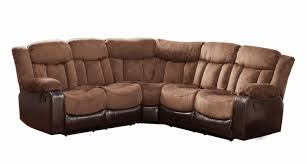 Reclining Leather Chair Furniture Sofa Sectional With Recliner Reclining Leather