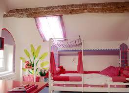 photo de chambre de fille chambre orientale pour fille idée décoration