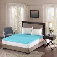 Gel Memory Foam Topper Amazon Com Sleep Philosophy Flexapedic 3 Inch Gel Memory Foam