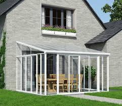 Palram Gazebo Palram Sanremo 4x4 25 White Veranda Verandas Living Spaces And