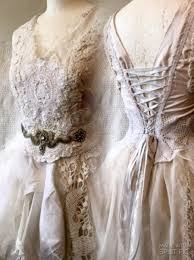 antique wedding dresses alternative steunk wedding dress unique gown vintage inspired