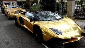 chrome gold ferrari saudi prince u0027s gold chrome supercar collection is bonkers the drive