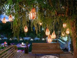 outdoor party lighting cool outdoor party lights video and photos madlonsbigbear com