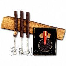 buy handmade wooden wall hanging of ganesa online in india