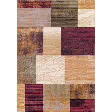 Colorful Area Rugs Flooring Gradation White And Blue 5x7 Area Rugs For Floor Decor Ideas