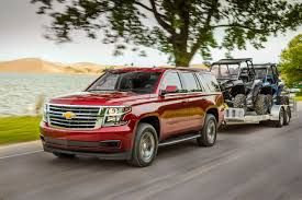 nissan armada 2017 vs chevy tahoe 2018 chevrolet tahoe drops price loses third row