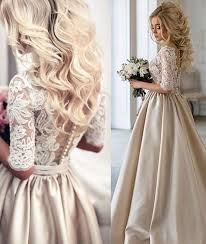 Champagne Wedding Dresses The 25 Best Champagne Wedding Dresses Ideas On Pinterest