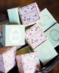 simple wedding favors 50 creative wedding favors that will delight your guests martha