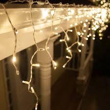 wintergreen lighting 70 light led icicle lights