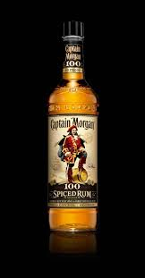 Captain Morgan Meme - 100 proof spiced rum 100 proof spiced rum drinks captain morgan