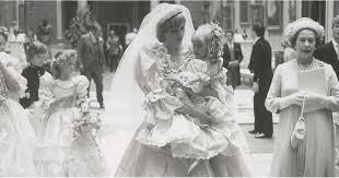 s wedding dress princess diana s wedding dress pictures popsugar fashion