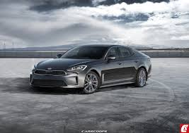 future cars future cars kia u0027s 2018 gt rwd sports sedan could bring the fight