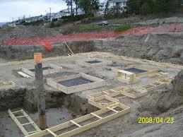 basement footings u2013 better basements with insulation