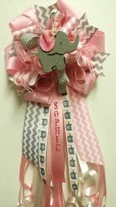 corsage de baby shower baby shower theme corsages adrianas creations