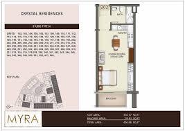 residence floor plan floor plans crystal residences jumeirah village circle