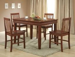 Dining Table Four Chairs Thesecretconsulcom - Four dining room chairs