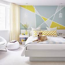Kids Room Wall Painting Ideas by Best 25 Geometric Wall Ideas Only On Pinterest Geometric Wall