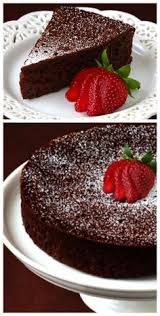 flourless chocolate cake is the ultimate chocolate cake this easy